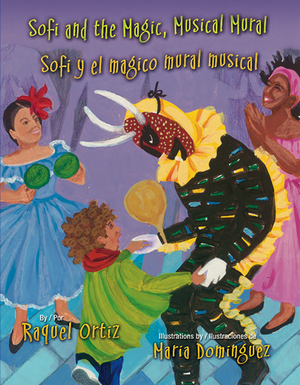 Sofi and the Magical Musical Moral, front cover